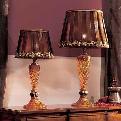 Итальянская настольная лампа 1233/M фабрики IL PARALUME MARINA