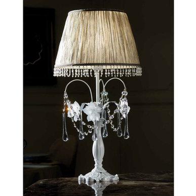 Итальянская настольная лампа 1743/P/BI фабрики IL PARALUME MARINA