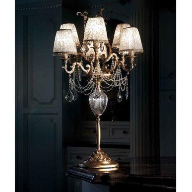 Итальянская настольная лампа 1759/FLAMBEAUX фабрики IL PARALUME MARINA