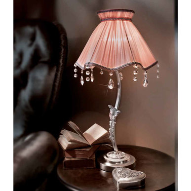 Итальянская настольная лампа 1689/G/AV фабрики IL PARALUME MARINA