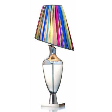 Итальянская настольная лампа 1931/G/FUMÉ фабрики IL PARALUME MARINA