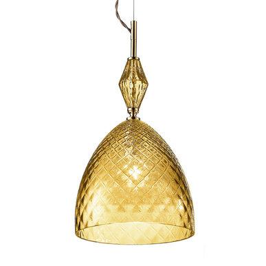 Итальянская люстра MOOD Serene S1/Amber фабрики EUROLUCE LAMPADARI