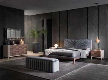Итальянская спальня Dama фабрики Dall'Agnese