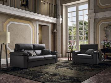 Итальянская мягкая мебель Rest фабрики Samoa