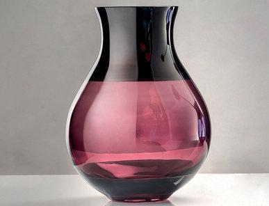 Итальянская ваза INFINITY Vase/Fuchsia фабрики EUROLUCE LAMPADARI