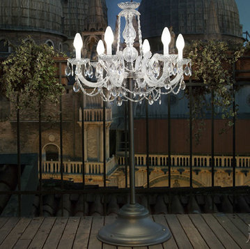 Итальянская настольная лампа DRYLIGHT TL6 фабрики MASIERO