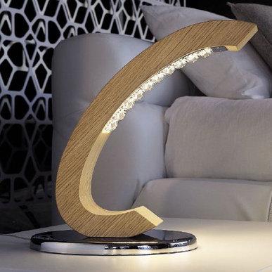 Итальянская настольная лампа LIBE TL фабрики MASIERO