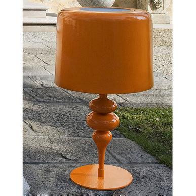 Итальянская настольная лампа EVA L3+1G Orange фабрики MASIERO