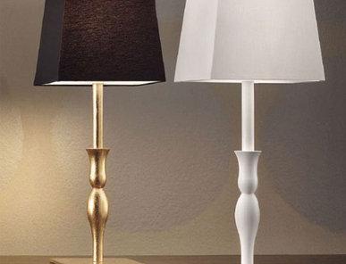 Итальянская настольная лампа SLIM TL1P Gold фабрики MASIERO
