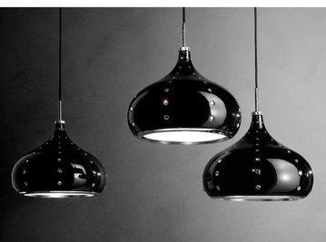 Итальянская люстра GRACE S1 Black фабрики MASIERO