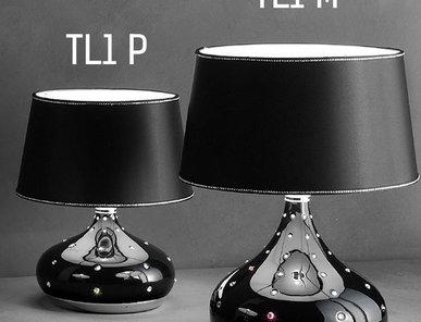 Итальянская настольная лампа GRACE TL1 M фабрики MASIERO