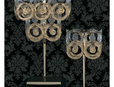 Итальянская настольная лампа Anelli NCL 127 O/T фабрики JAGO