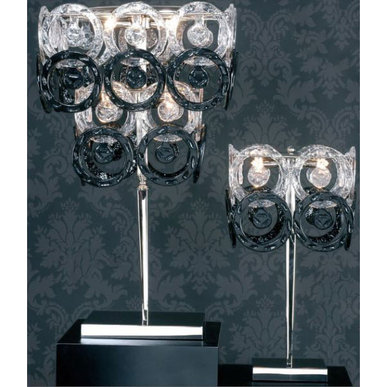 Итальянская настольная лампа Anelli NCL 127 T/N фабрики JAGO