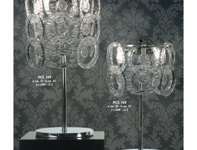 Итальянская настольная лампа Anelli NCL 148 фабрики JAGO