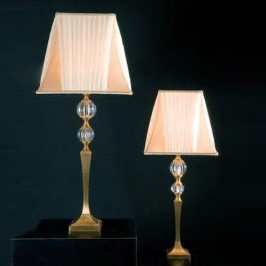 Итальянская настольная лампа Madreperla NCL 095/ORO фабрики JAGO