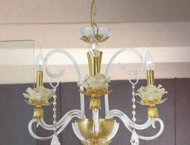 Итальянская люстра Flower NCS 308 Oro фабрики JAGO