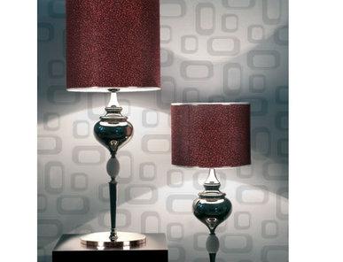 Итальянская настольная лампа Galassia NCL 182/R фабрики JAGO
