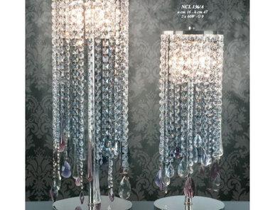Итальянская настольная лампа Gracy NCL 136/A фабрики JAGO