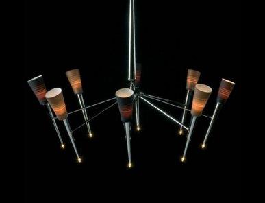 Итальянская люстра I Moderni Bicchierini NCS 020 фабрики JAGO