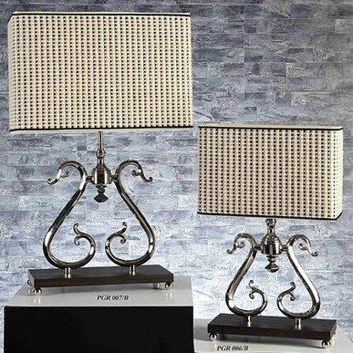 Итальянская настольная лампа I Moderni PGR 006/B фабрики JAGO