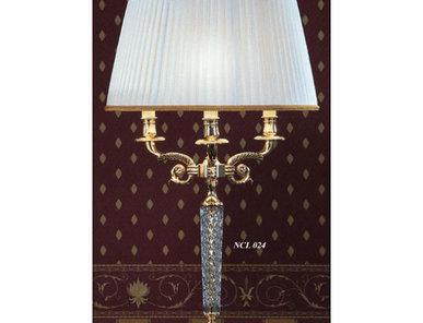 Итальянская настольная лампа I Nobili Cristallo NCL 024 фабрики JAGO