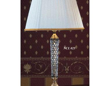 Итальянская настольная лампа I Nobili Cristallo NCL 025 фабрики JAGO