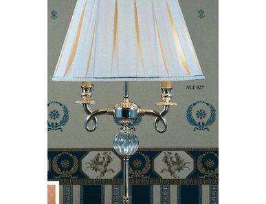 Итальянская настольная лампа I Nobili Cristallo NCL 027 фабрики JAGO