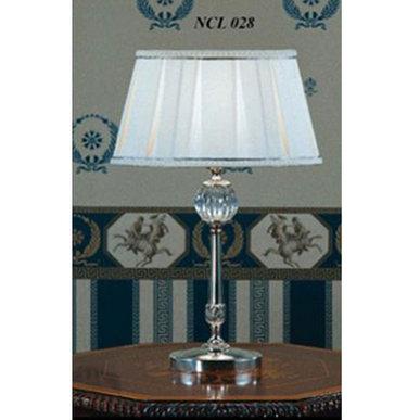 Итальянская настольная лампа I Nobili Cristallo NCL 028 фабрики JAGO
