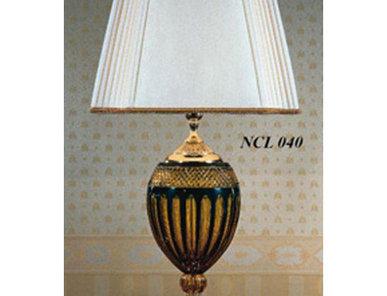 Итальянская настольная лампа I Nobili Cristallo NCL 040 фабрики JAGO