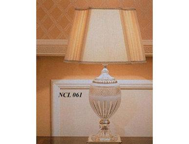 Итальянская настольная лампа I Nobili Cristallo NCL 061 фабрики JAGO