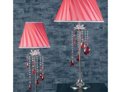 Итальянская настольная лампа Ninfea NCL 088/R фабрики JAGO