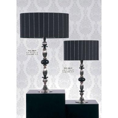 Итальянская настольная лампа Ovalini NCL 106/N фабрики JAGO