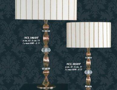 Итальянская настольная лампа Ovalini NCL 106/OT фабрики JAGO