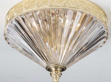 Итальянская люстра Dubai NCS 211 Oro фабрики JAGO