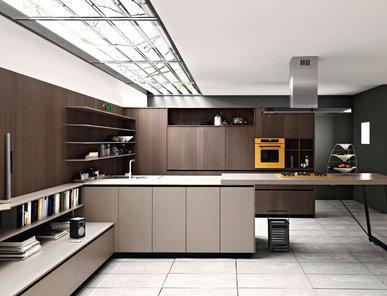 Итальянская кухня Kalea 07 фабрики Cesar