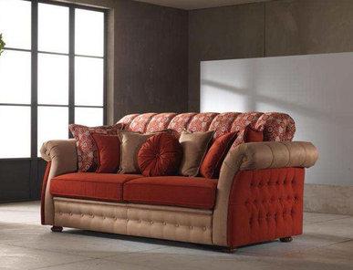 Итальянская мягкая мебель Florence фабрики Cis Salotti