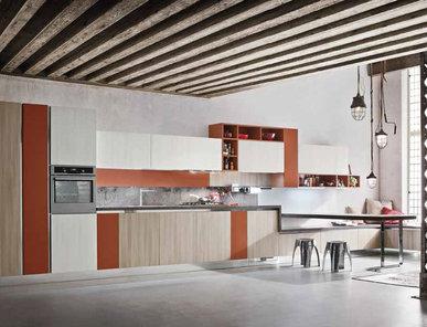 Итальянская кухня Idea 03 фабрики AR-TRE