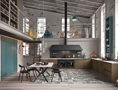 Итальянская кухня Iride 02 фабрики AR-TRE