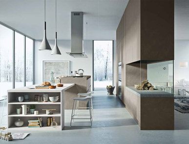 Итальянская кухня Iride 03 фабрики AR-TRE
