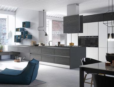 Итальянская кухня Zoe Design 01 фабрики AR-TRE