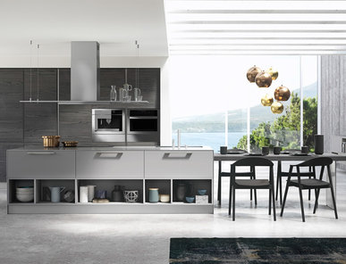 Итальянская кухня Zoe Design 03 фабрики AR-TRE