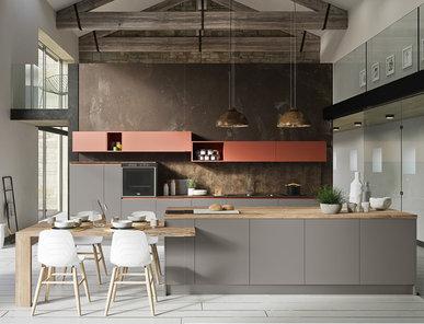 Итальянская кухня Silkki 02 фабрики AR-TRE