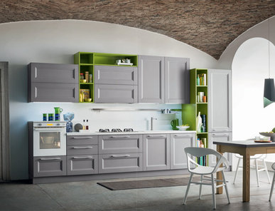 Итальянская кухня Playa 02 фабрики AR-TRE