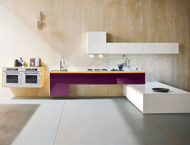 Итальянская кухня Luna 03 фабрики AR-TRE