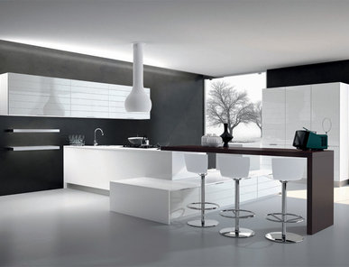 Итальянская кухня Vitra 01 фабрики AR-TRE