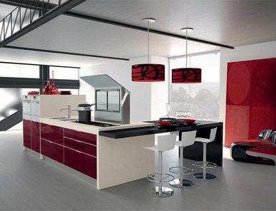 Итальянская кухня Vitra 03 фабрики AR-TRE