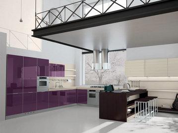Итальянская кухня Vitra 06 фабрики AR-TRE