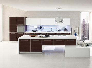 Итальянская кухня  Progetto sistema telaio alluminio 01 фабрики AR-TRE