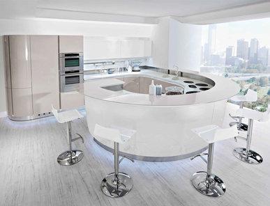 Итальянская кухня House organic 04 фабрики AR-TRE