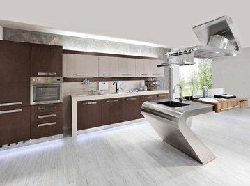 Итальянская кухня House organic 05 фабрики AR-TRE